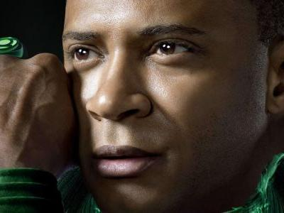 Arrow Confirms John Diggle IS Green Lantern