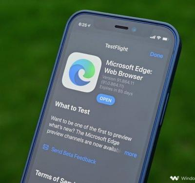 Edge Beta with unified desktop codebase is now in testing for iPhone