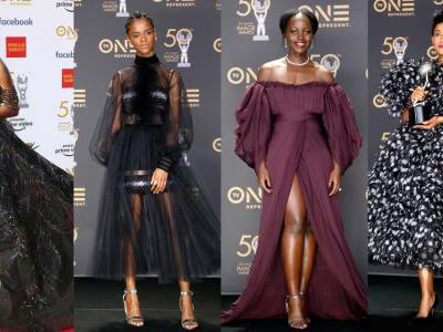 See What the Best-Dressed Stars Wore to the 2019 NAACP Image Awards