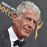 Anthony Bourdain Receives an Emmy Nomination One Month After His Death