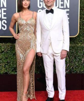 Bradley Cooper and Irina Shayk Make a Rare Red Carpet Appearance