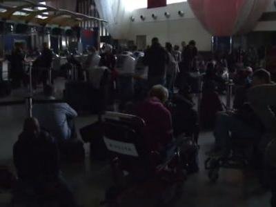 Power Outage Shuts Down America's Busiest Airport