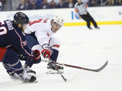 Capitals advance with 6-3 win over Blue Jackets in Game 6