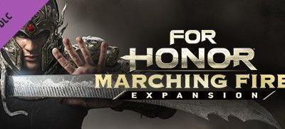 New DLC Available - FOR HONOR™: Marching Fire Expansion