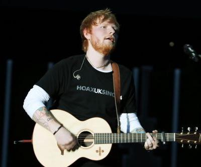Ed Sheeran Must Face Marvin Gaye Plagiarism Lawsuit