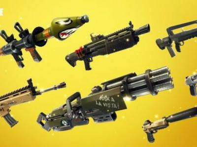 Fortnite patch 4.2: Solid Gold v2, Close Encounterslimited time modes, Archaeolo Jess hero