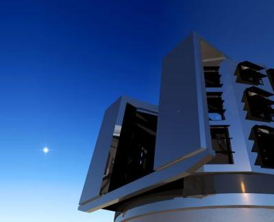 Berkeley Lab Researcher Wins Machine-Learning Competition With Code That Sorts Through Simulated Telescope Data