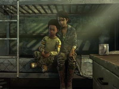 The final season of Telltale's The Walking Dead continues in January
