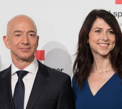 Jeff Bezos' divorce could soon make MacKenzie Bezos one of Amazon's biggest shareholders