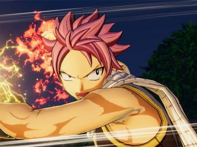 Fairy Tail dishes out 24 minutes of gameplay before release next month