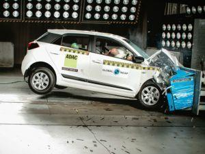 Made-In-India Africa-Spec Hyundai i20 Scores 3-Star Global-NCAP Rating