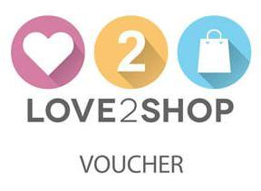 Where can you spend love to shop vouchers?