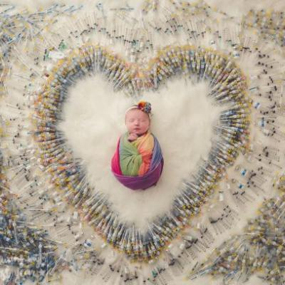 '4 years, 7 attempts, 3 miscarriages' in the making is what led to this viral baby photo