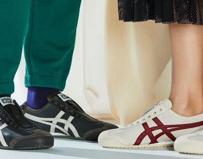 Onitsuka Tiger elevates the Mexico 66 with the LUX LEATHER PACK this fall