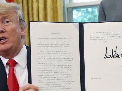 Read the full text of Trump's executive order ending family separations at the border