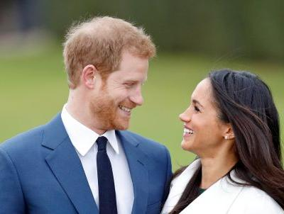 How Meghan Markle and Prince Harry's Royal Love Story First Started