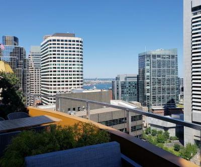 """Analog Devices Aims High With Tech """"Garage"""" Atop Boston Skyscraper"""