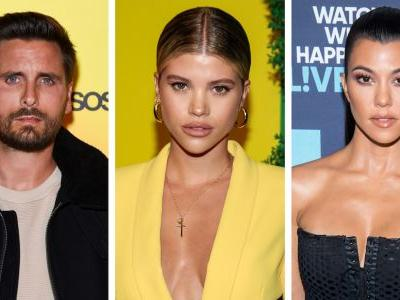 Kourtney Kardashian and Scott Disick Took a Trip to Costa Rica but Left Sofia Richie in Los Angeles