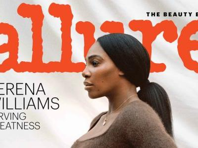 Must Read: Serena Williams Covers 'Allure,' 'GQ' Enters a New Era With Will Welch