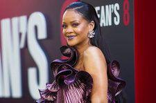 Rihanna Shows Up and Shows Out in Cheetah Print at Beyonce & Jay-Z's Oscars Afterparty