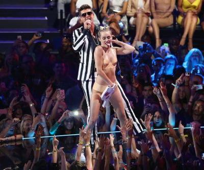 """Miley Cyrus Says Donald Trump Called Her To Say He """"Loved"""" Her Twerking At The 2013 VMAs"""