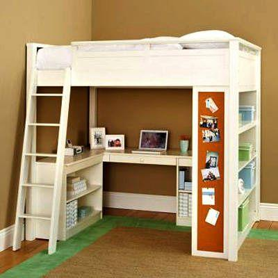 30 Best Of Cool Bunk Beds with Desk Images