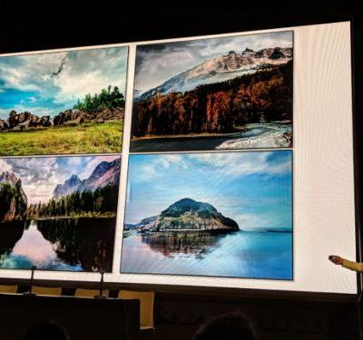 Nvidia researchers debut GauGAN, AI that creates fake landscapes that look real