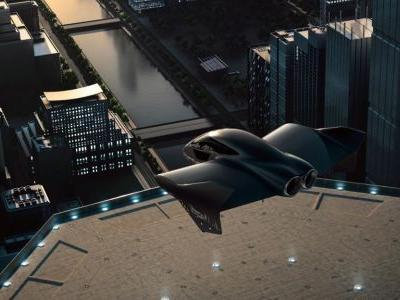 Porsche and Boeing are building luxury flying cars for short city hops