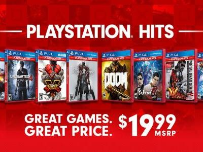 Get The Best Of What The PS4 Has To Offer With PlayStation Hits