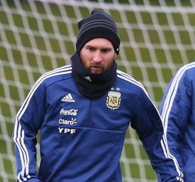 Messi admits having hamstring struggles 'for some time' after missing Italy clash