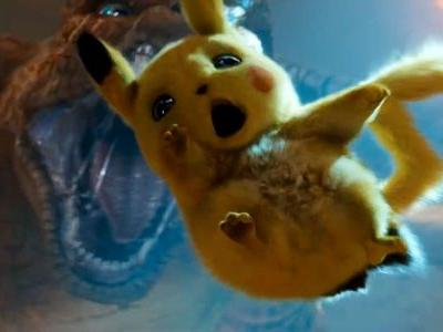 Shock and awww: A Detective Pikachu sequel is already in the works