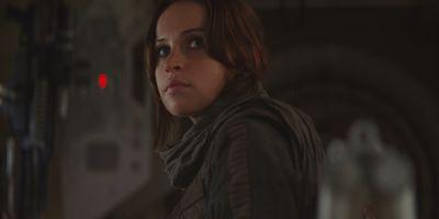 The Two Star Wars Heroes Rogue One's Jyn Erso Is A Blend Of, According To Felicity Jones
