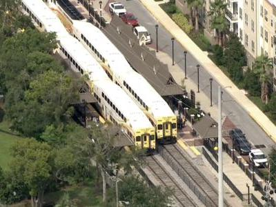 Man hit, killed by SunRail train in Longwood, police say