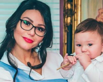 JWoww's 19-Month-Old Son Greyson Flaunts His Adorable Bare Bottom on Instagram