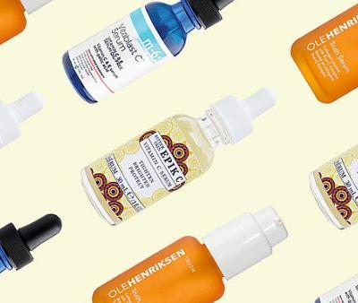 The Best Vitamin C Products on the Market Right Now, According to NewBeauty Editors