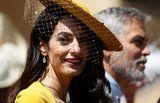 ICYMI, Amal Clooney's Makeup Looked Incredible at the Royal Wedding, All Thanks to Charlotte Tilbury