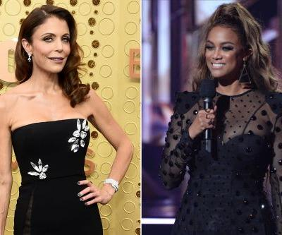 Bethenny Frankel slams Tyra Banks' alleged 'Real Housewives' ban on 'DWTS'