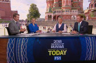 Alexi Lalas and Guus Hiddink react to Denmark and Australia's draw | FIFA World Cup™ Today