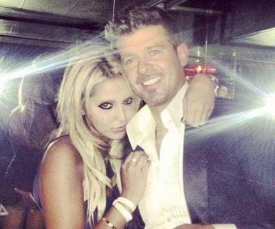 Woman groped by Robin Thicke resurfaces for '10-year-challenge'