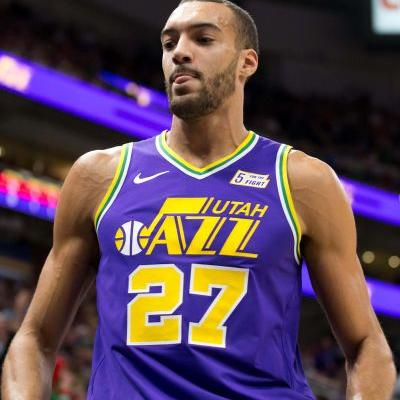 Utah Jazz's Rudy Gobert ejected for tirade three minutes into game against Rockets