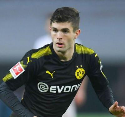 Klopp plays down Pulisic to Liverpool links but doesn't rule out future move
