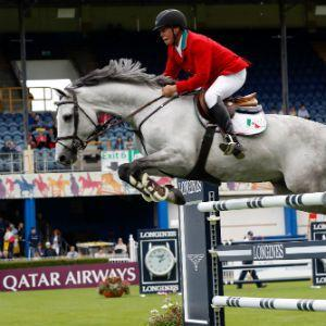 Qatar Airways Is The Official Airline Partner Of The 2018 Dublin Horse Show