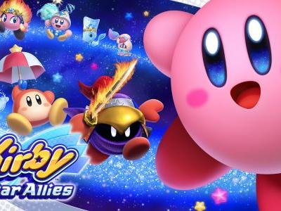 Kirby Star Allies - fastest-selling boxed Kirby game in United Kingdom