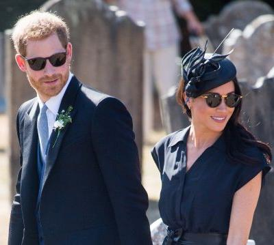 Meghan Markle spends birthday at Harry's friend's wedding