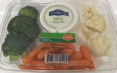 More Cyclospora infections in outbreak linked to Del Monte pre-cut fresh vegetables