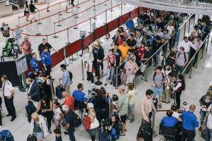 International visitors spent 3.3 per cent less in US last year