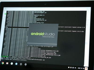 Chrome OS Linux support to gain folder sharing, Google Drive, more