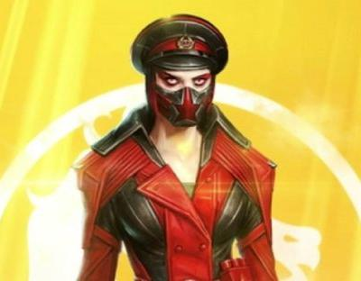 Mortal Kombat 11's Skarlet gets this awesome Kold War skin in Russia only