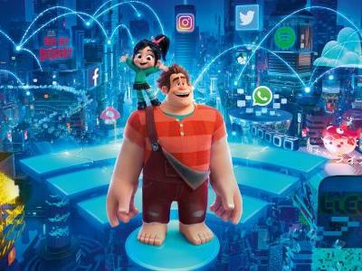Ralph Breaks the Internet Review: Disney's Sequel Is Far From a Wreck