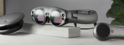 AT&T Becomes Exclusive Wireless Vendor Of Magic Leap's AR Glasses